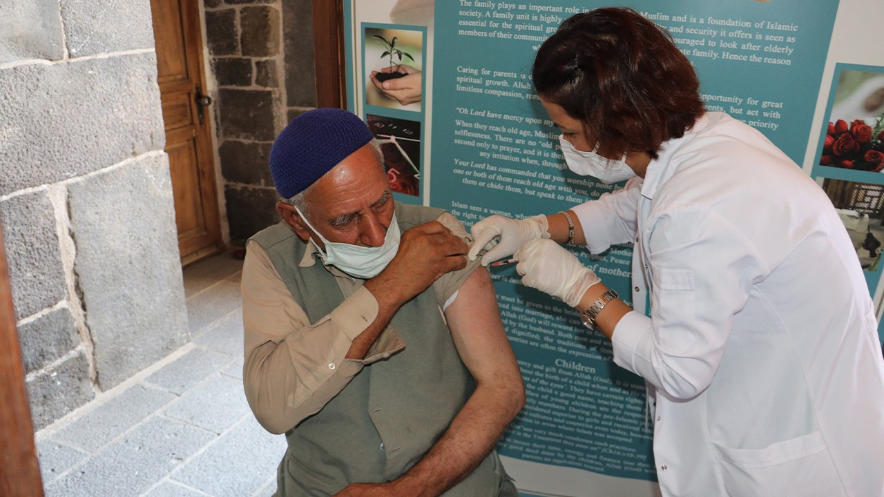 Sinovac recipients need 3rd COVID-19 shot: Turkish Medical Association