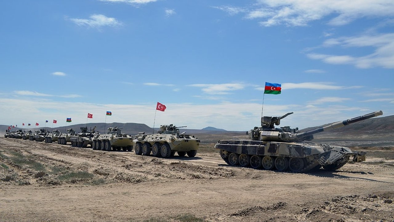 Turkey and Azerbaijan begin joint live fire military drills