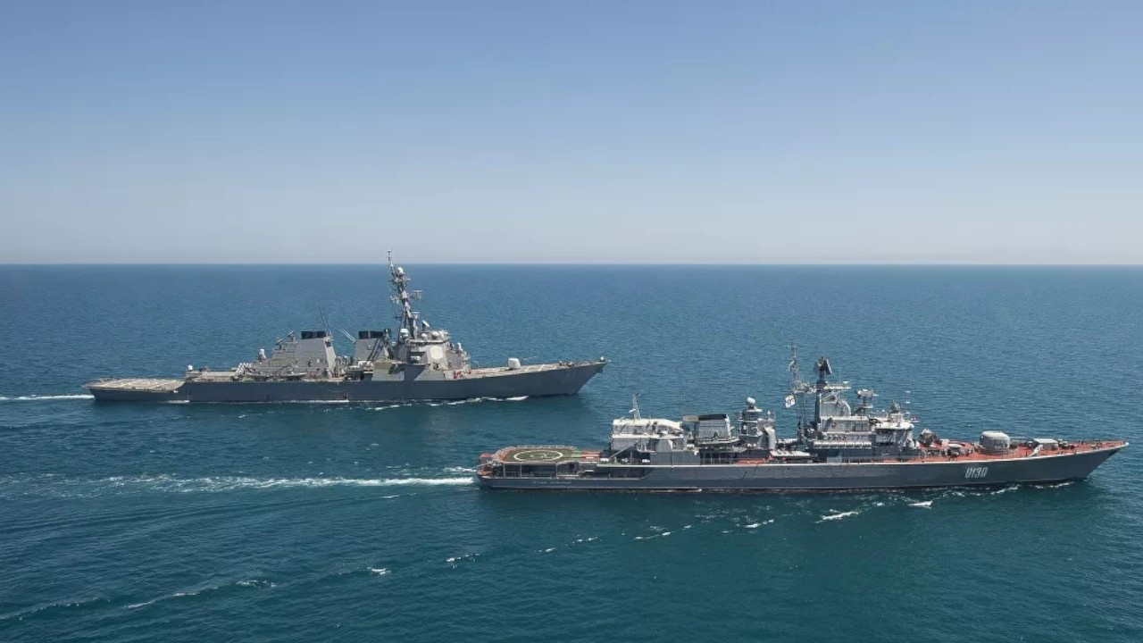 NATO, Ukraine launch joint Black Sea drills despite Russian protest