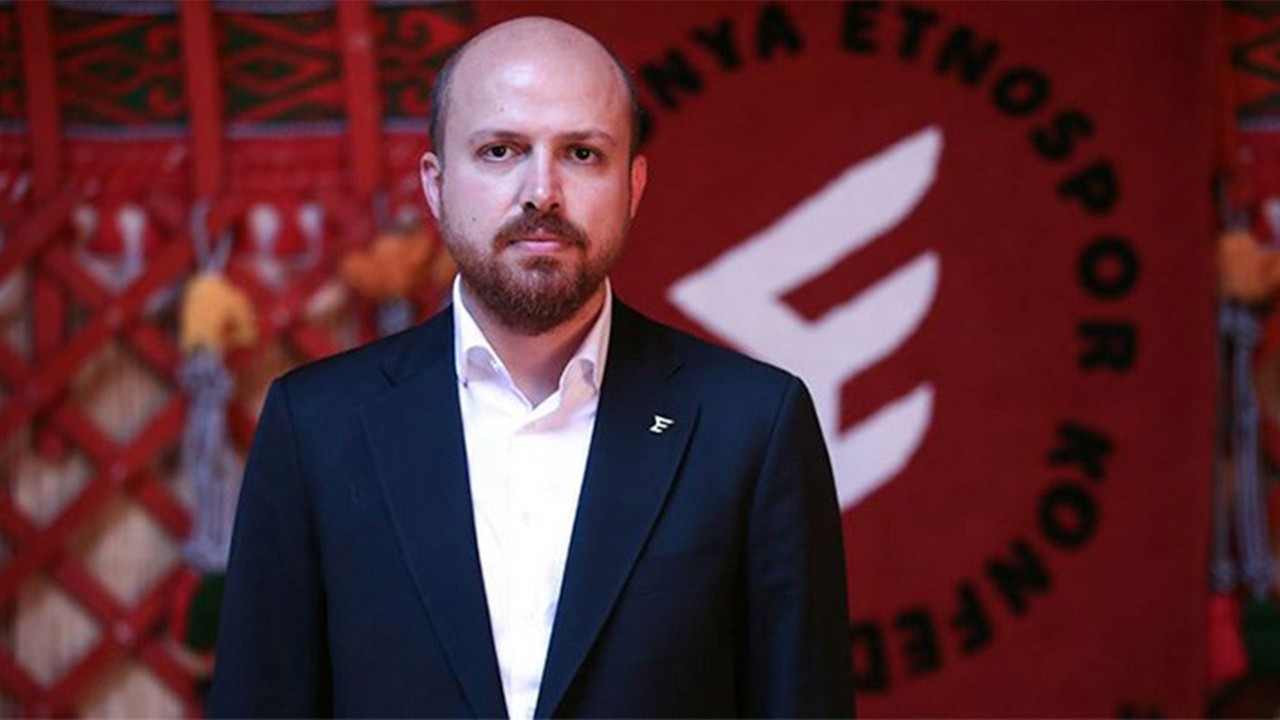President Erdoğan issues tax exemption for his son's foundation