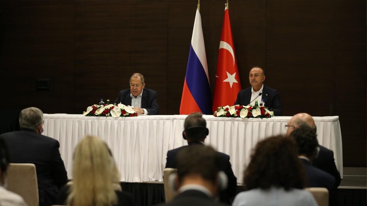 Kanal Istanbul will not impact Montreux Convention: FM Çavuşoğlu