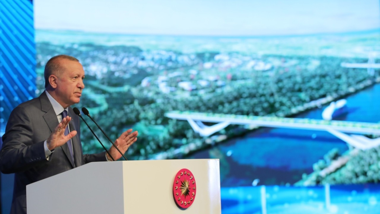 Deutsche Bank refutes Erdoğan, denies involvement in Kanal Istanbul
