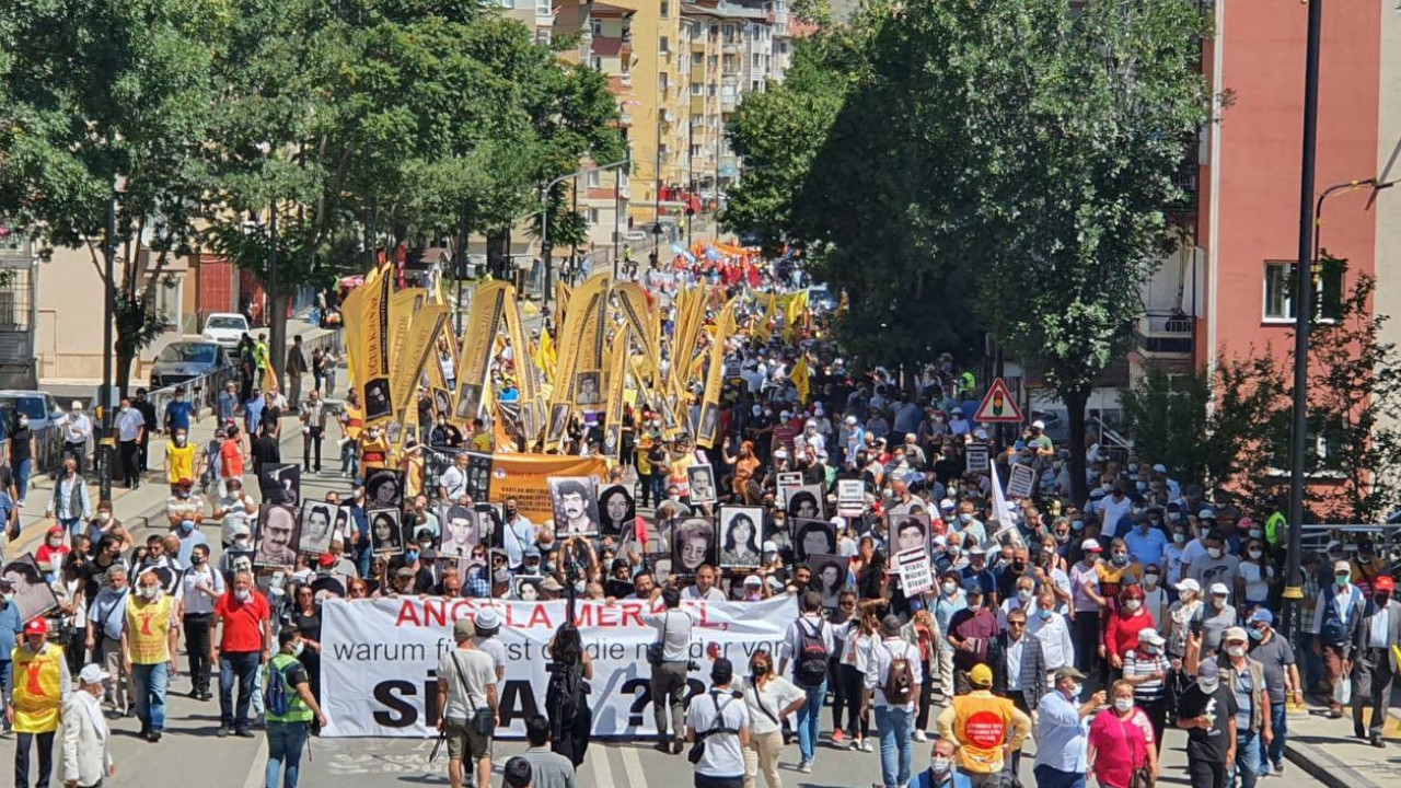 Turkey commemorates victims of Sivas Massacre on 28th anniversary