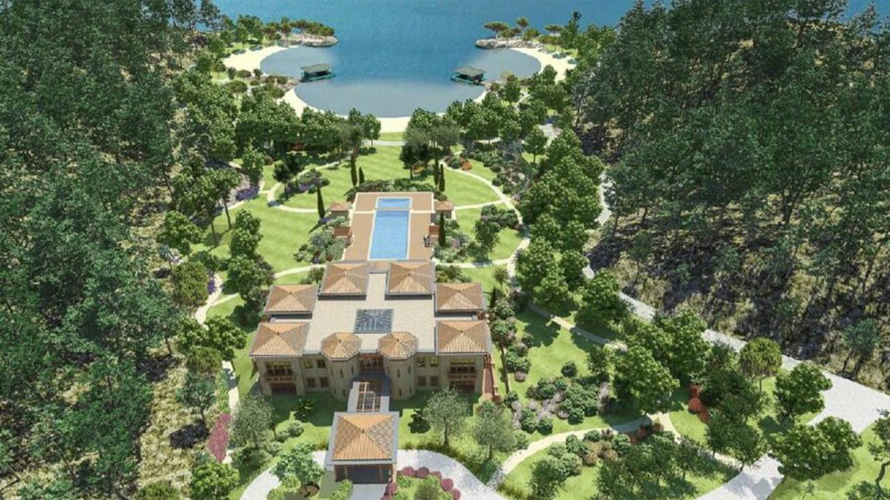 Photos of Erdoğan's extravagant 'summer palace' revealed amid mass poverty