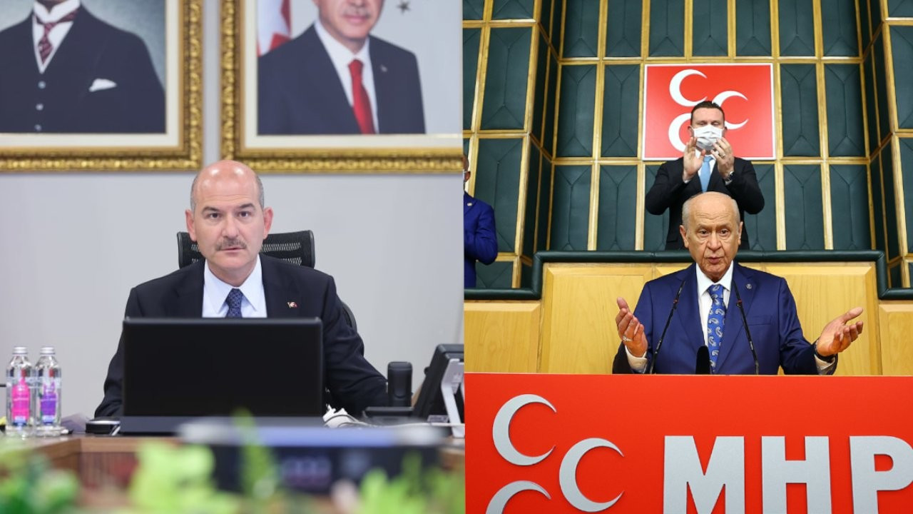 MHP leader Bahçeli lends support to Interior Minister Soylu once again