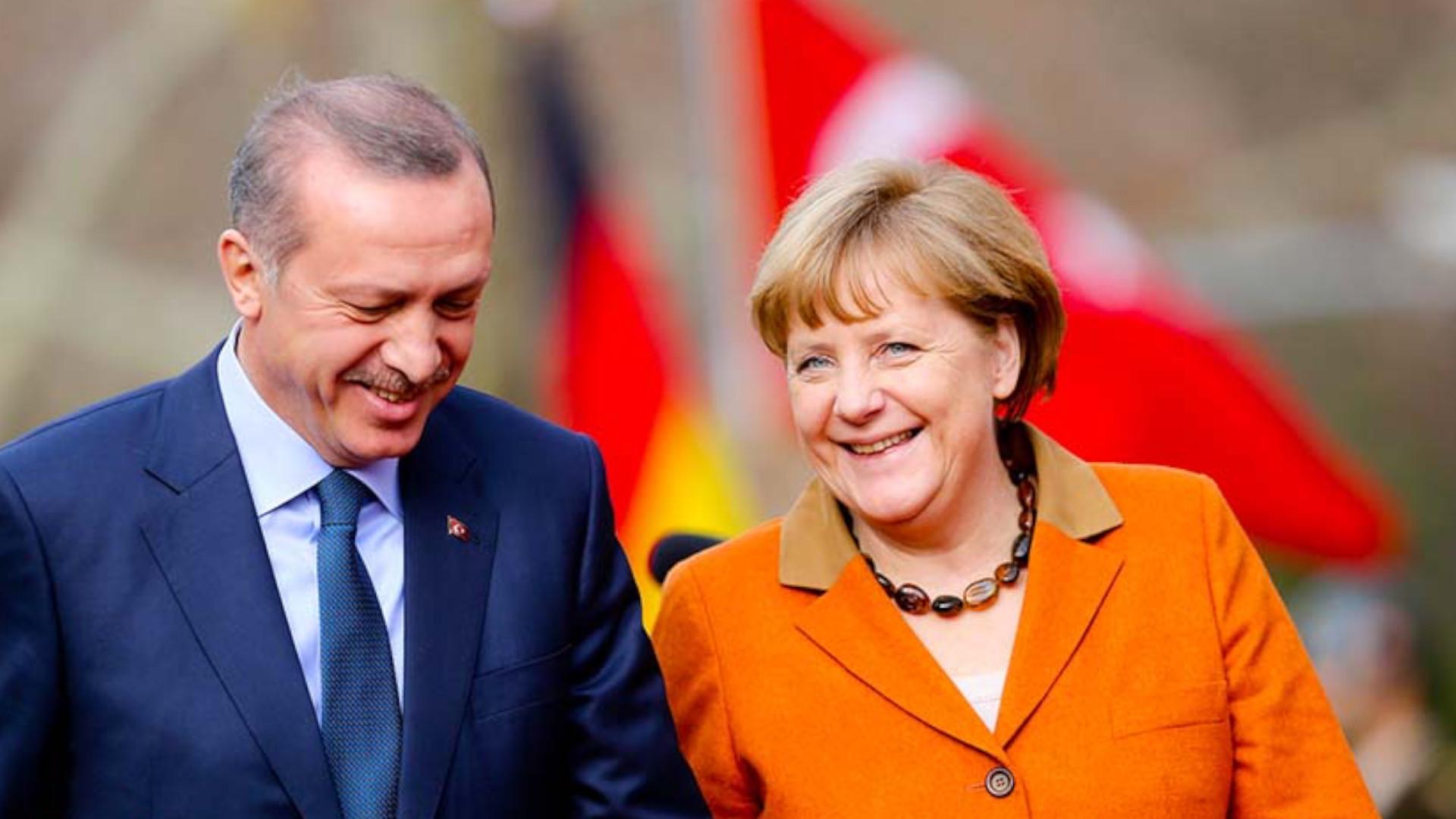 Merkel's farewell gift to Erdoğan