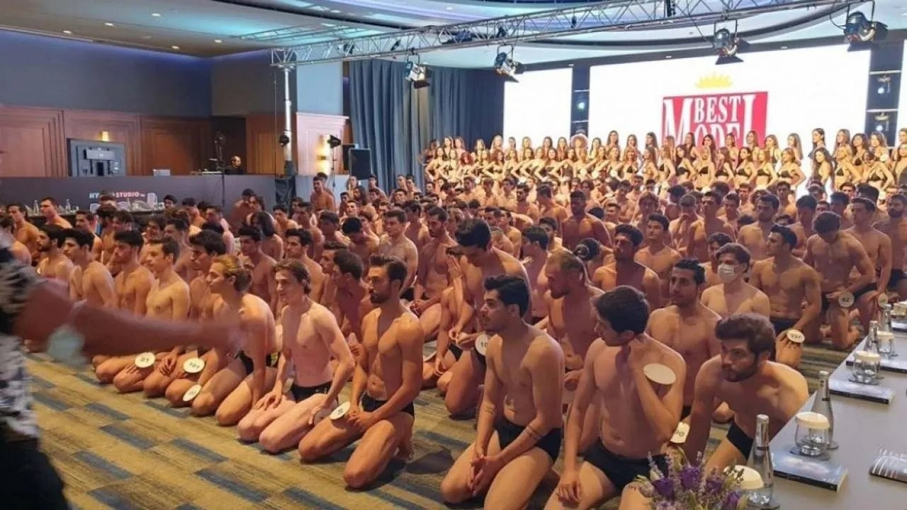 'Is this a slave market?': Pictures from Best Model of Turkey create utter shock