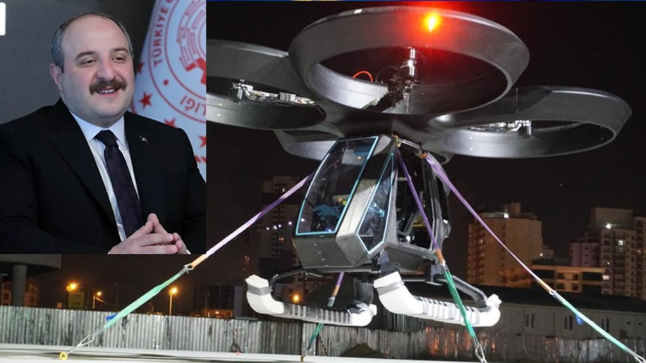 Turkey has plans to be a top player in market of futuristic flying cars