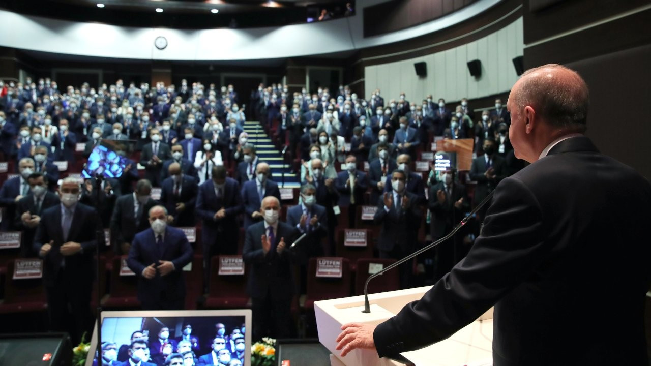 We can't hand the country over to those wandering around idly, Erdoğan says on elections