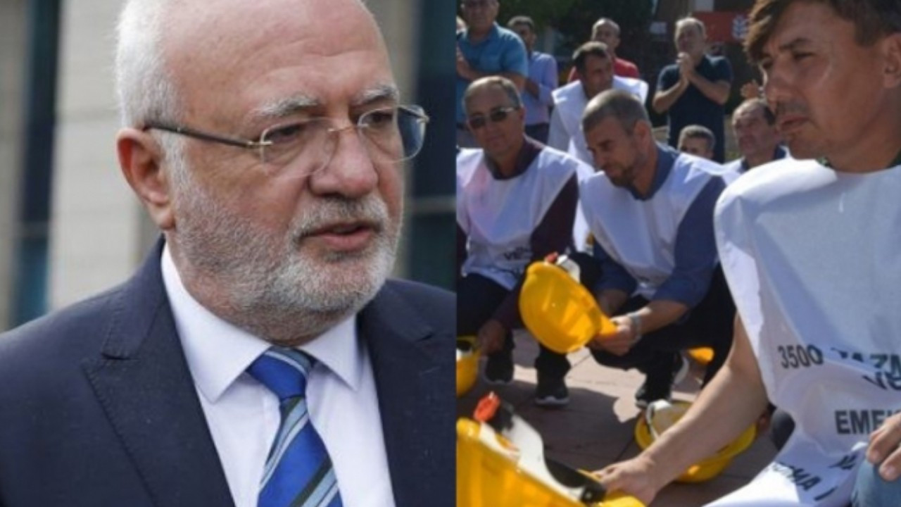 AKP MP summarizes govt's response to miners seeking overdue wages: 'I don't care'