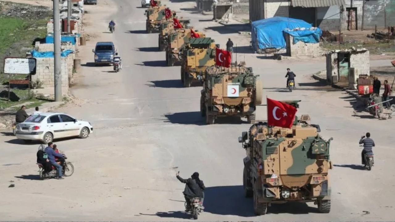 Waiting for mafia bosses to speak on Turkish operations in Syria