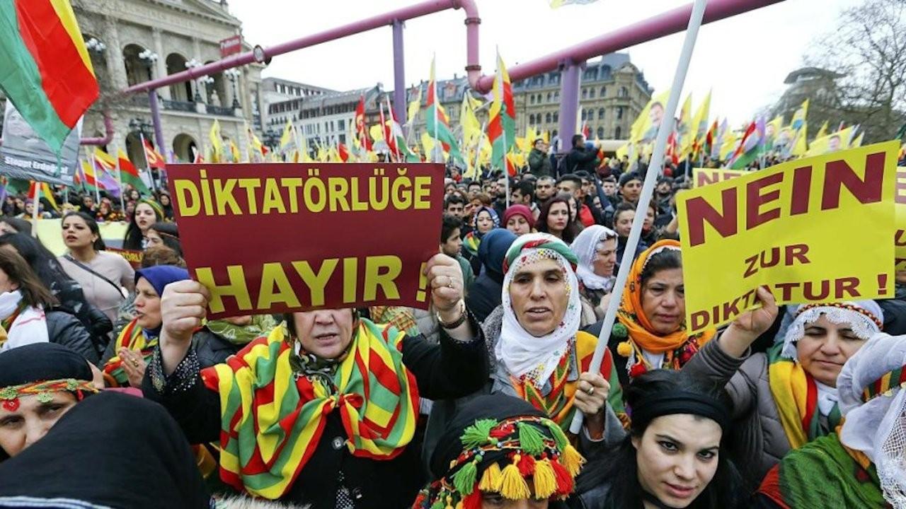 Germany bans Kurdish group's gathering over alleged PKK ties