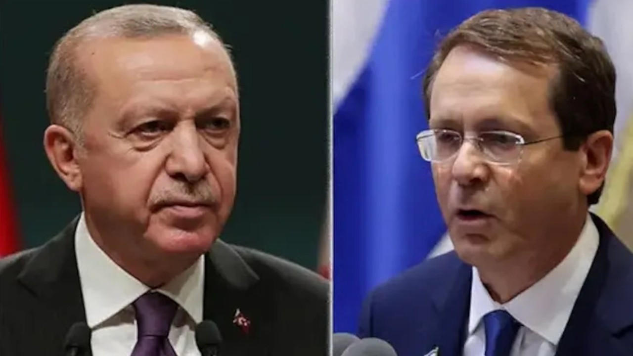 Erdoğan calls to congratulate new Israeli President Herzog