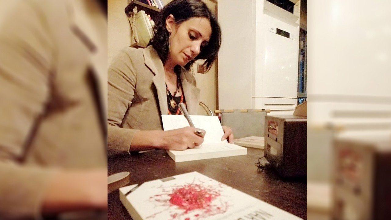 Kurdish writer assaulted, harassed, strip searched by Greek police