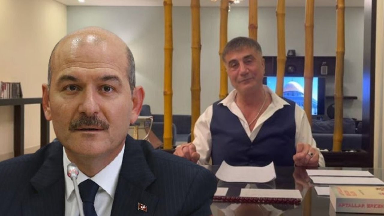 Turkish mafia leader claims he tracks Minister Soylu's every move