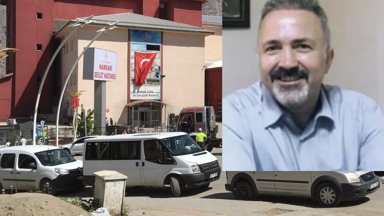 Deputy police chief shot dead by colleague in southeastern Hakkari