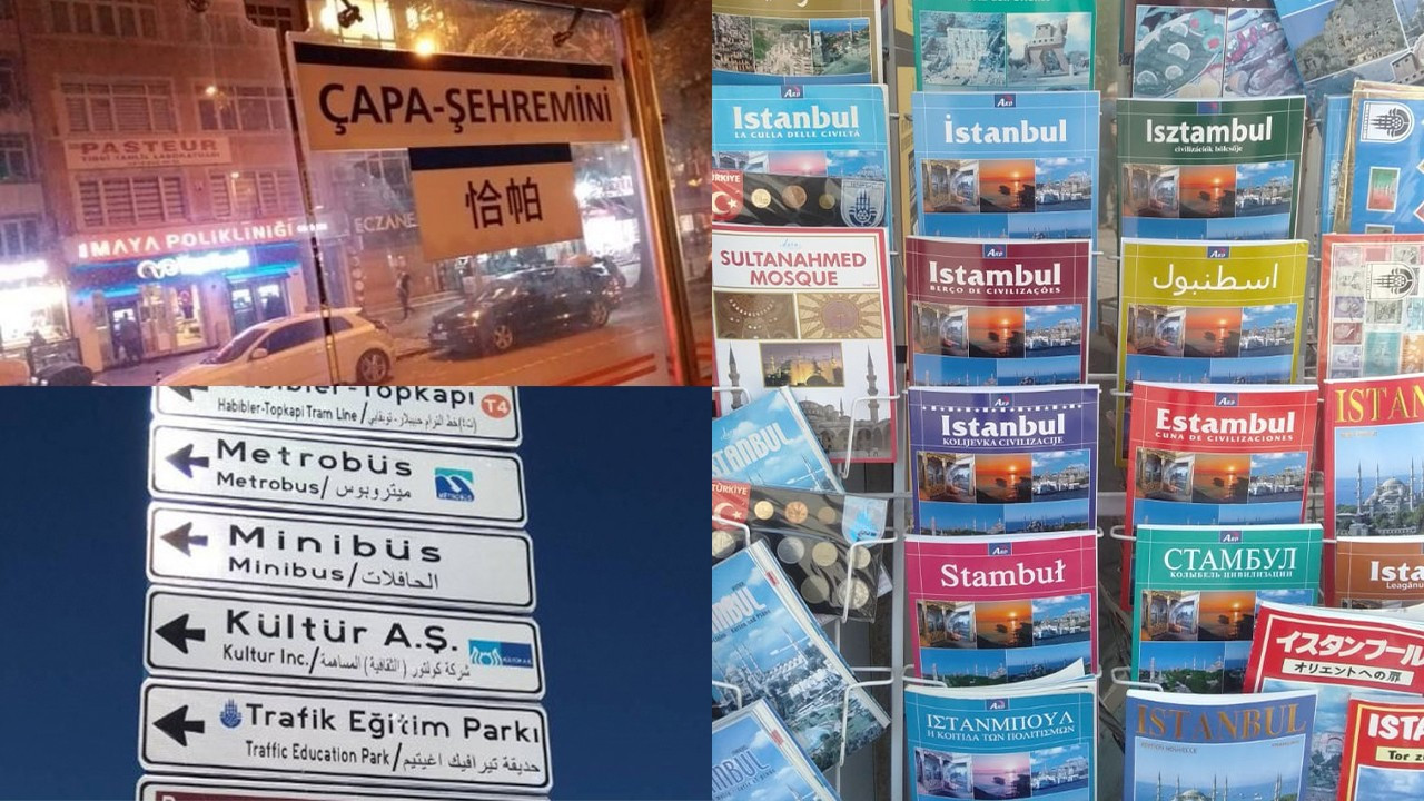 Istanbul: A city that's accessible in 20 languages except Kurdish