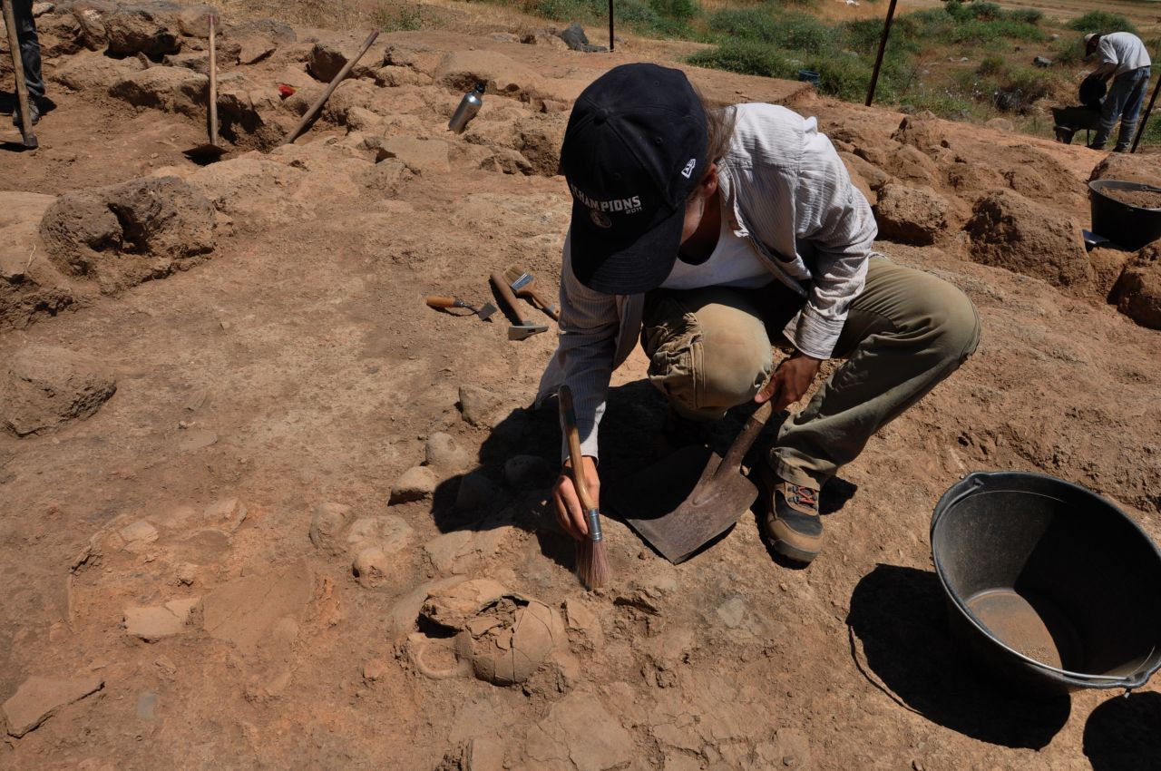 Ancient artifacts discovered in southeast Turkey excavation - Page 2