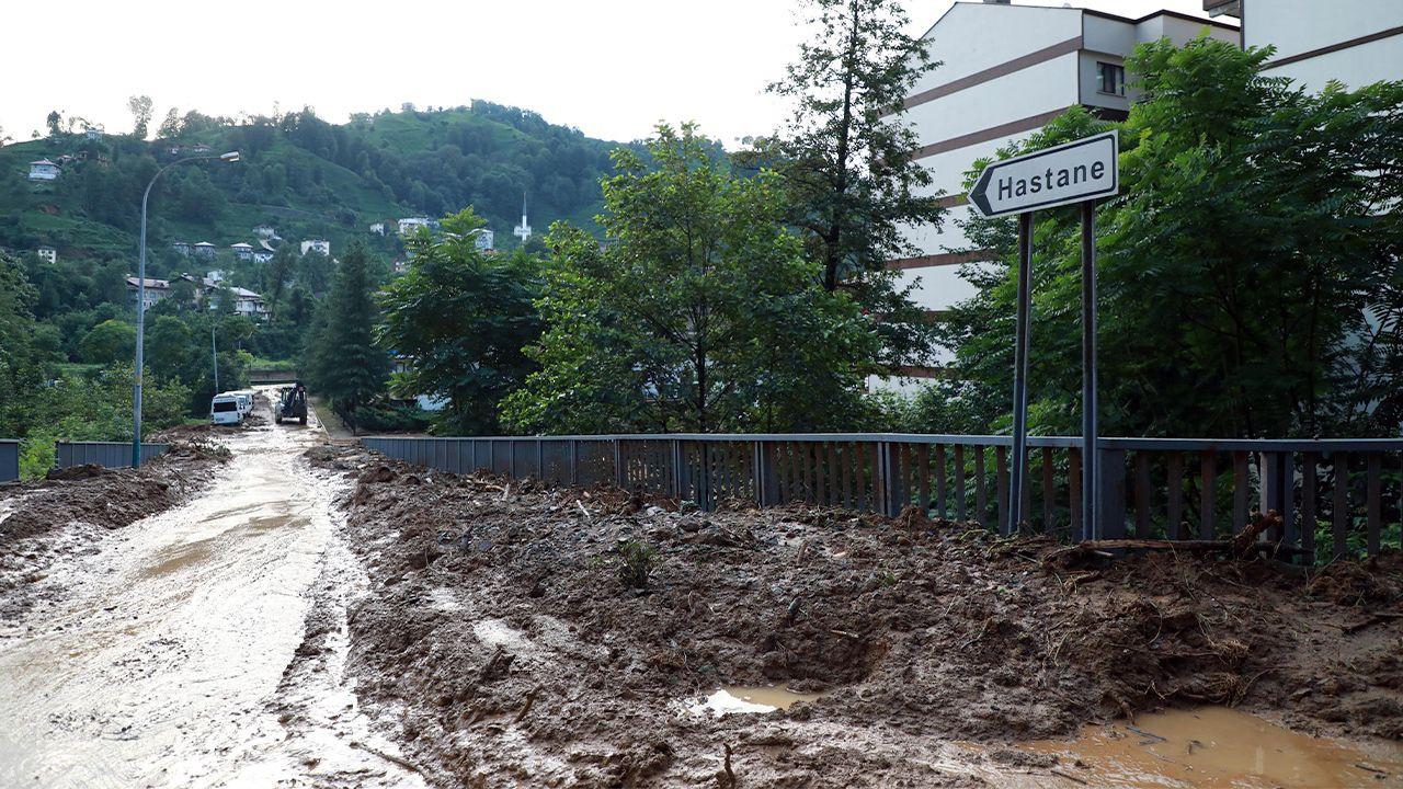 Flooding, landslides kill seven in Turkey's Rize - Page 4