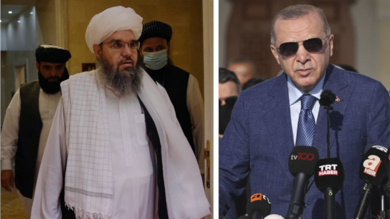 Taliban should be comfortable holding talks with Turkey due to their beliefs: Erdoğan