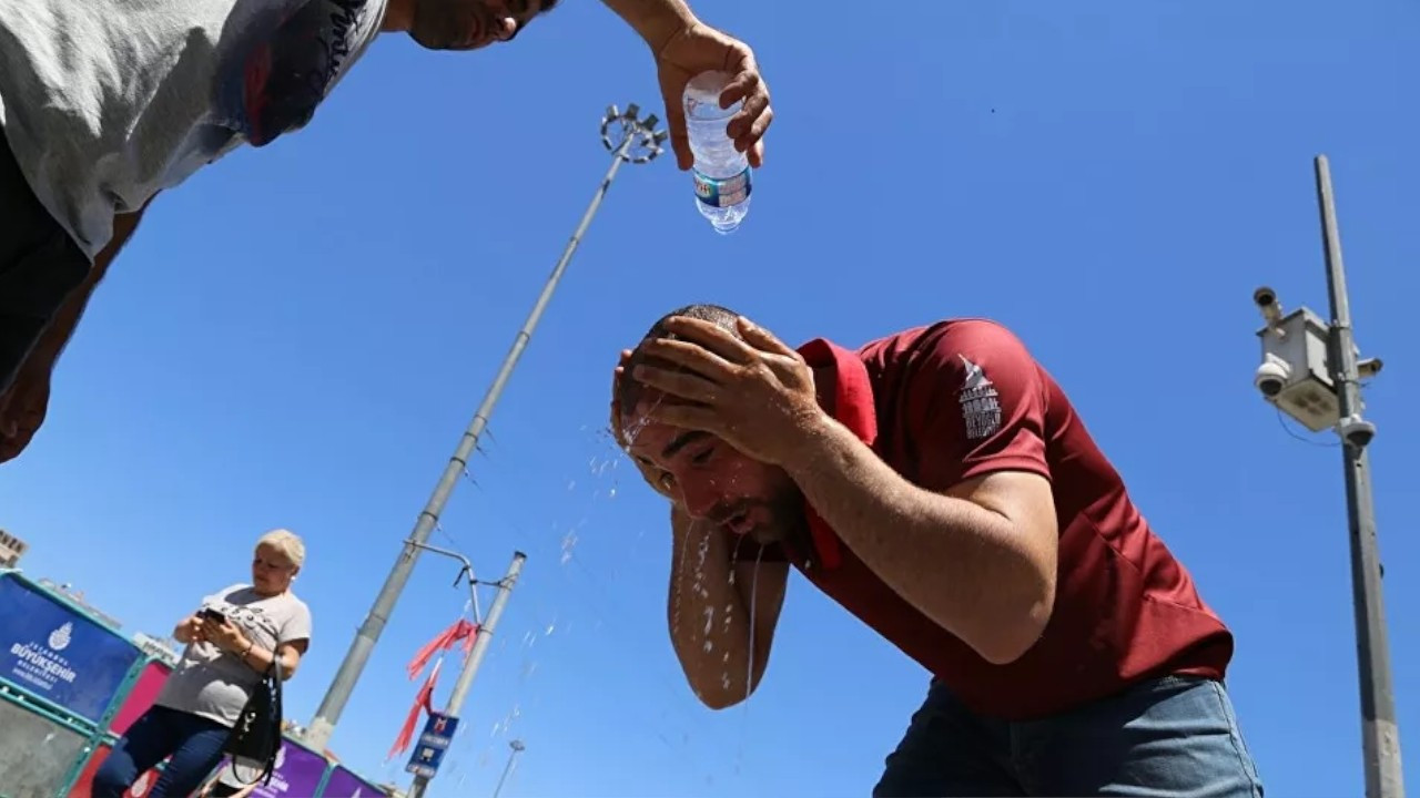Turkey breaks 1961 record for hottest temperature with 49.1°C