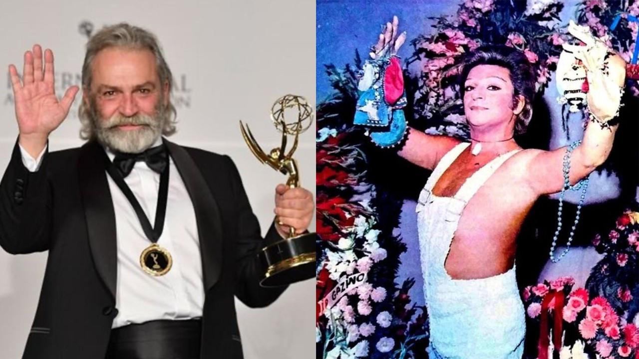 Emmy-winner Bilginer to play iconic Turkish singer Zeki Müren in biopic
