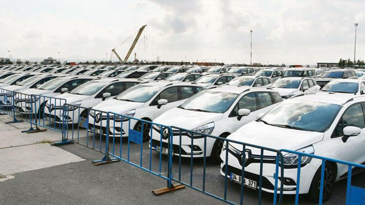 Turkish ministry spends 1.34m liras on 32 rental cars in three years