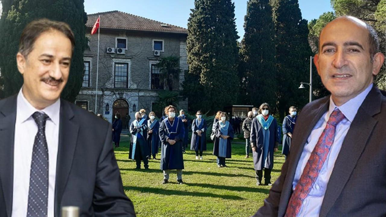 Boğaziçi academics file criminal complaint against appointed officials