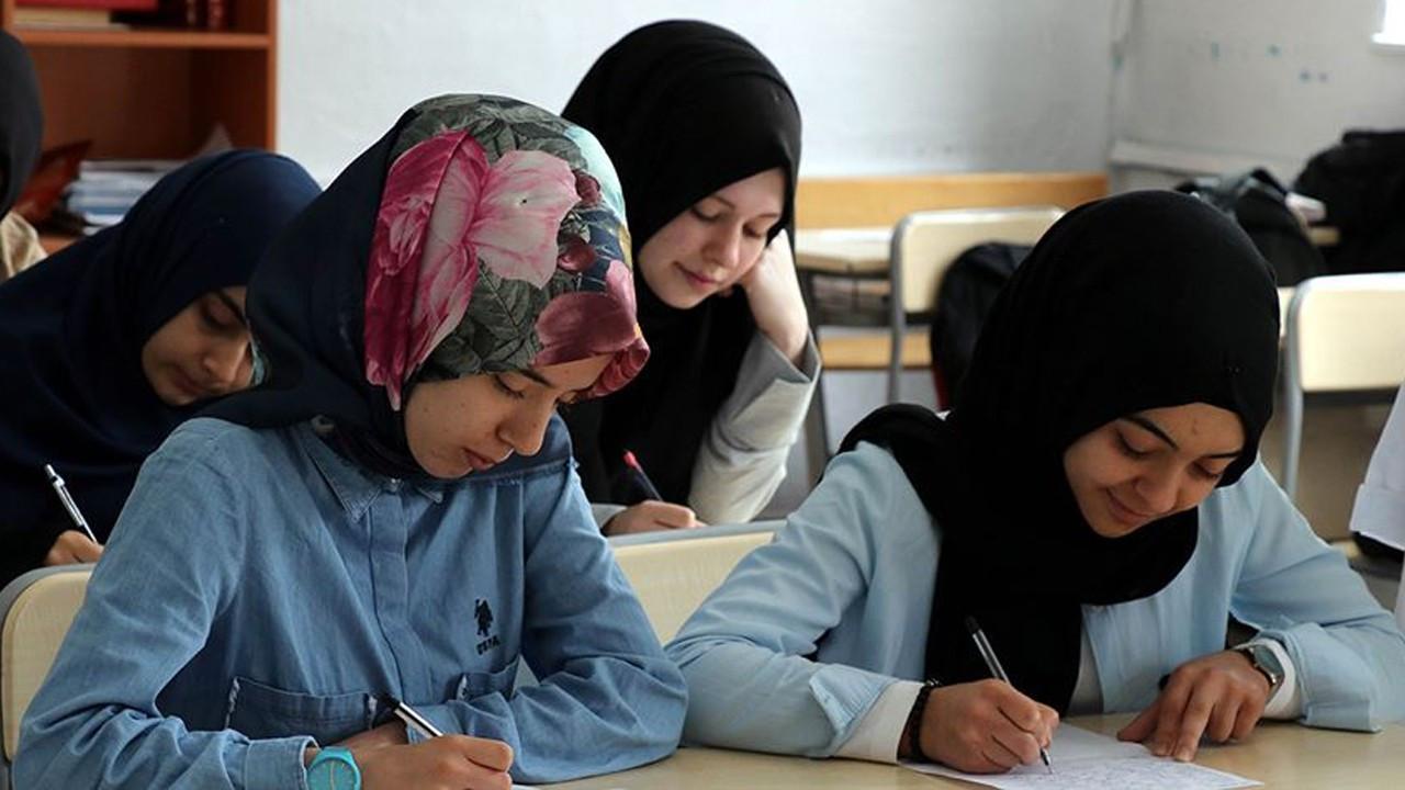 Half of Imam Hatip middle school graduates opt for other high schools