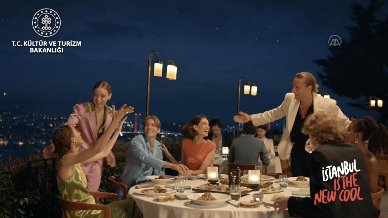 Tourism Ministry slammed for duplicitous promotional video on Istanbul