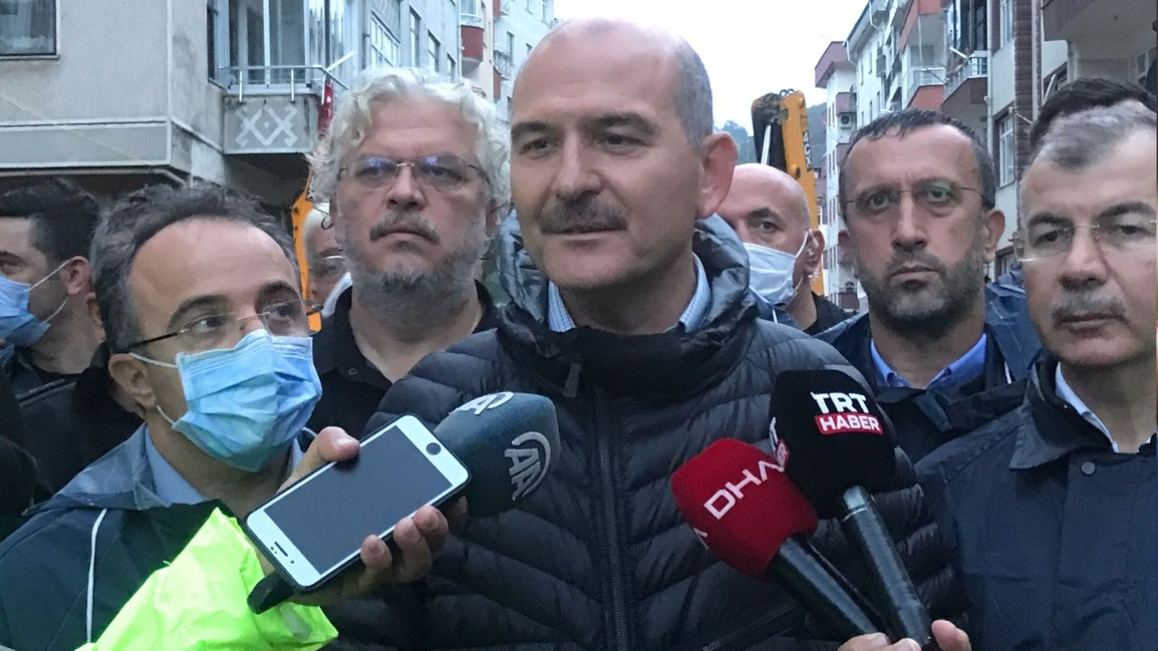 İşbank founded with money sent by Afghans, Pakistanis: Minister Soylu