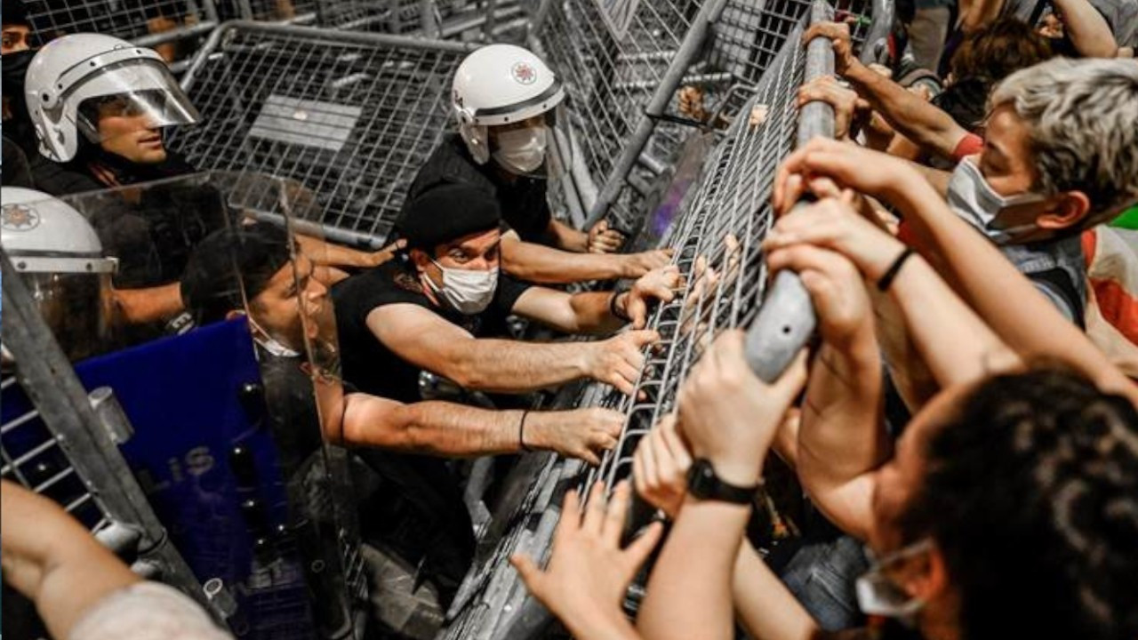 Turkey sees 158 percent rise in police violence towards women journos