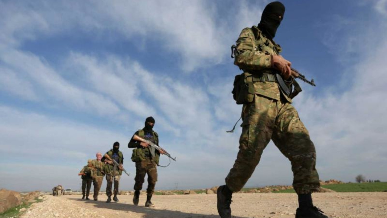 US slaps sanctions on Syria armed group with Turkey links