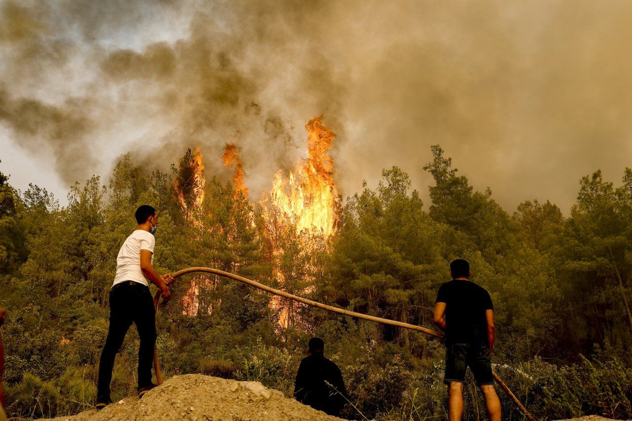 Turkey trying to battle fires for sixth day, as EU sends planes - Page 4