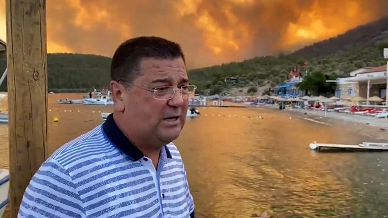 Firefighting planes are on site, you can't see them: Deputy minister to mayor