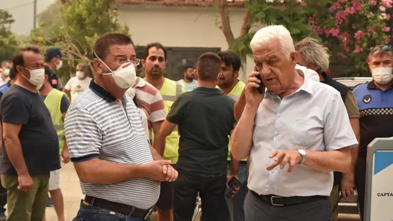 Muğla mayor says not invited to crisis coordination meetings organized by governor