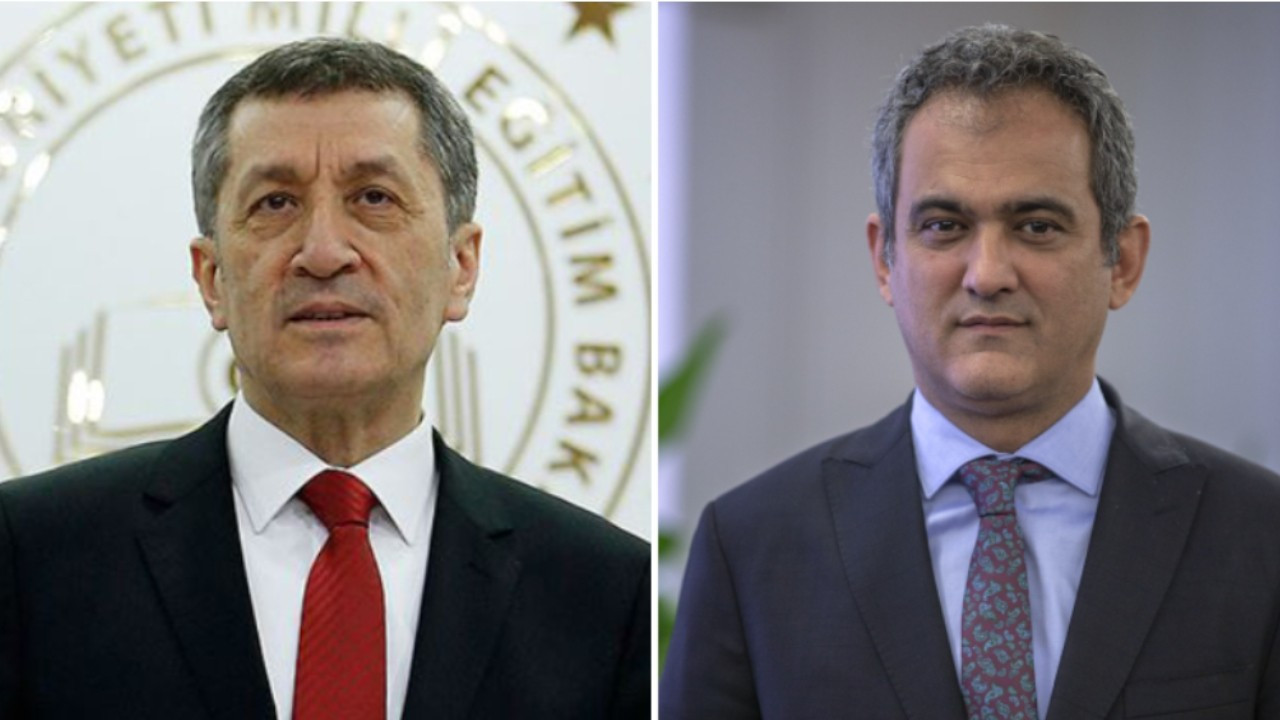 Erdoğan appoints new education minister after resignation of Selçuk