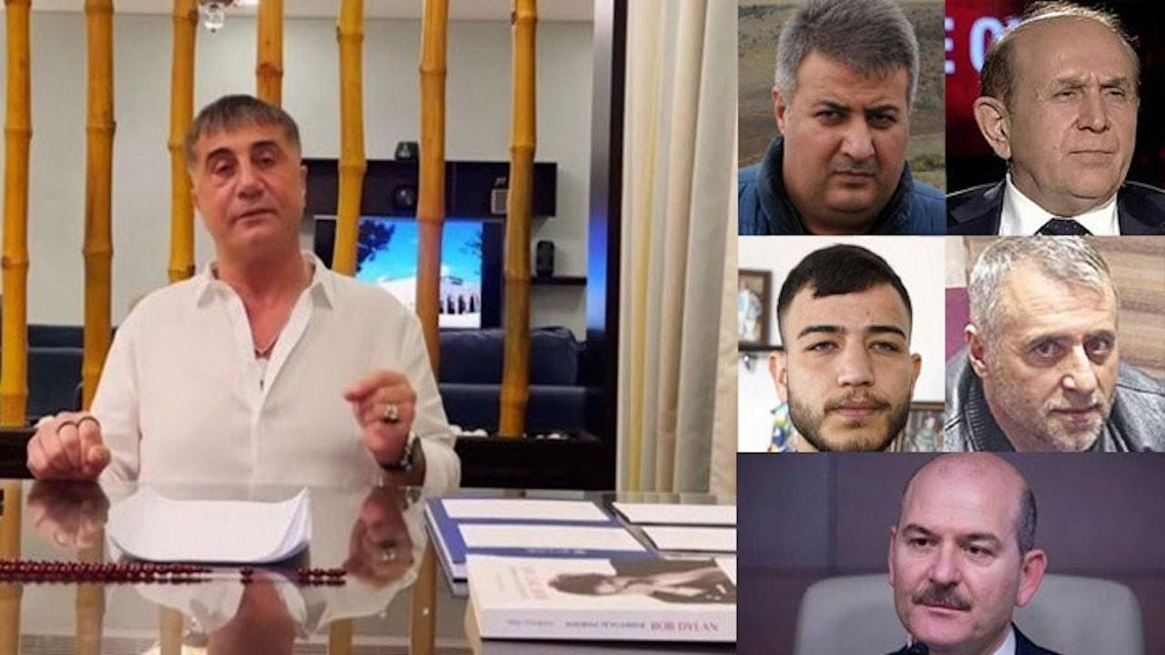 Turkish mafia leader says femicide suspect walked free after Minister Soylu intervened