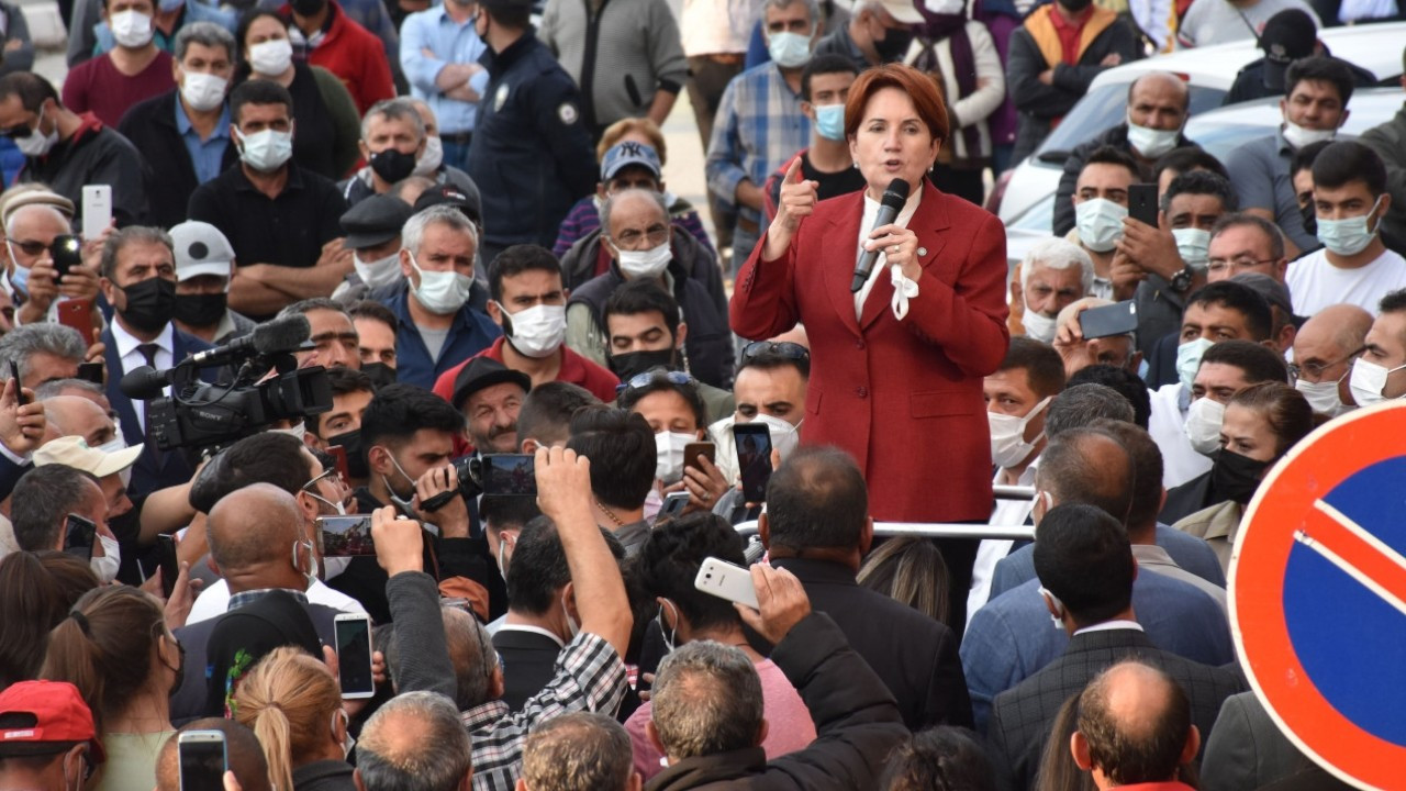 Opposition İYİ Party leader comes under verbal attack in Sivas