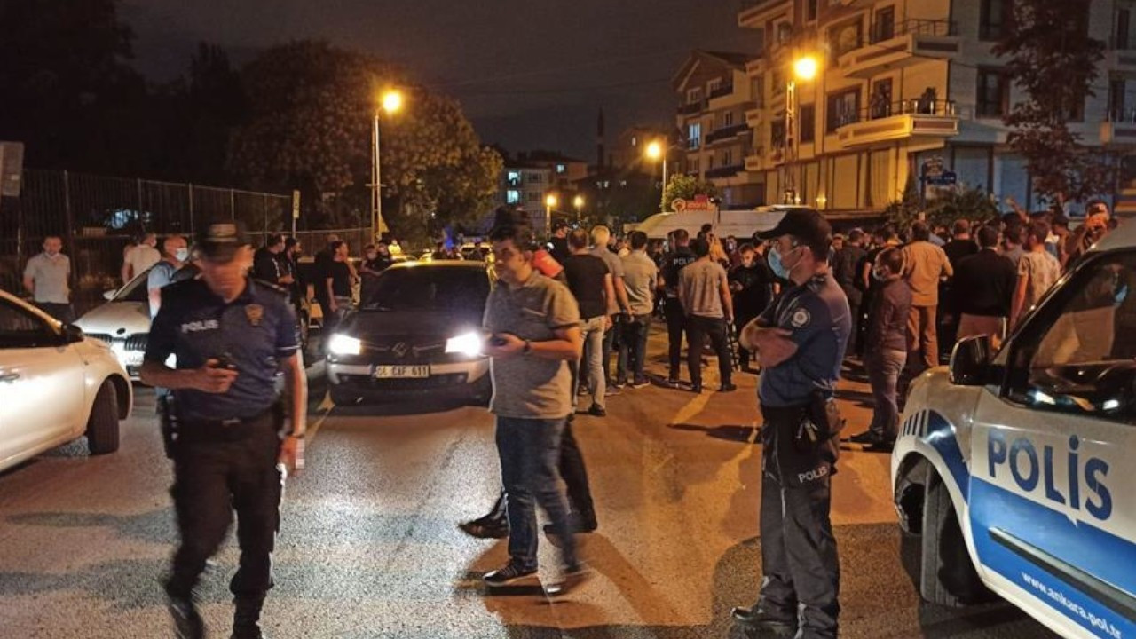 One killed in fight between locals, Syrians in Ankara