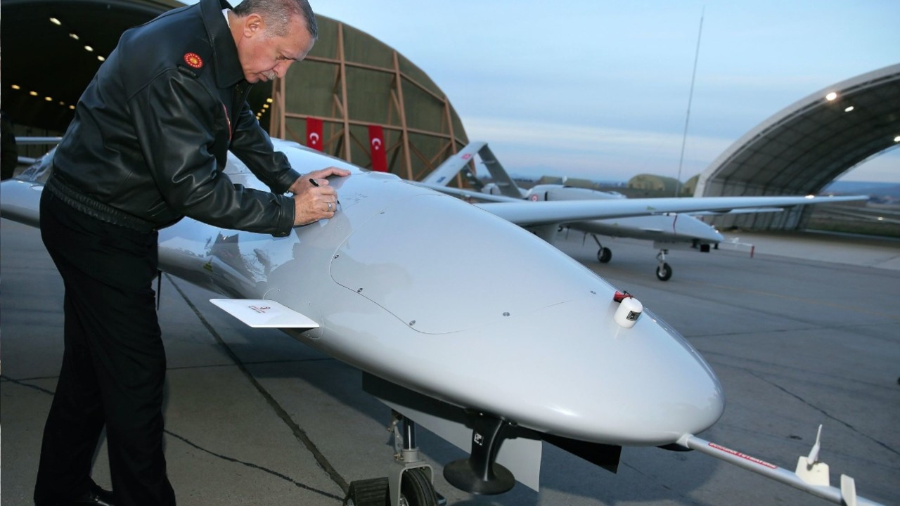 US lawmakers call for suspension of drone technology transfer to Turkey