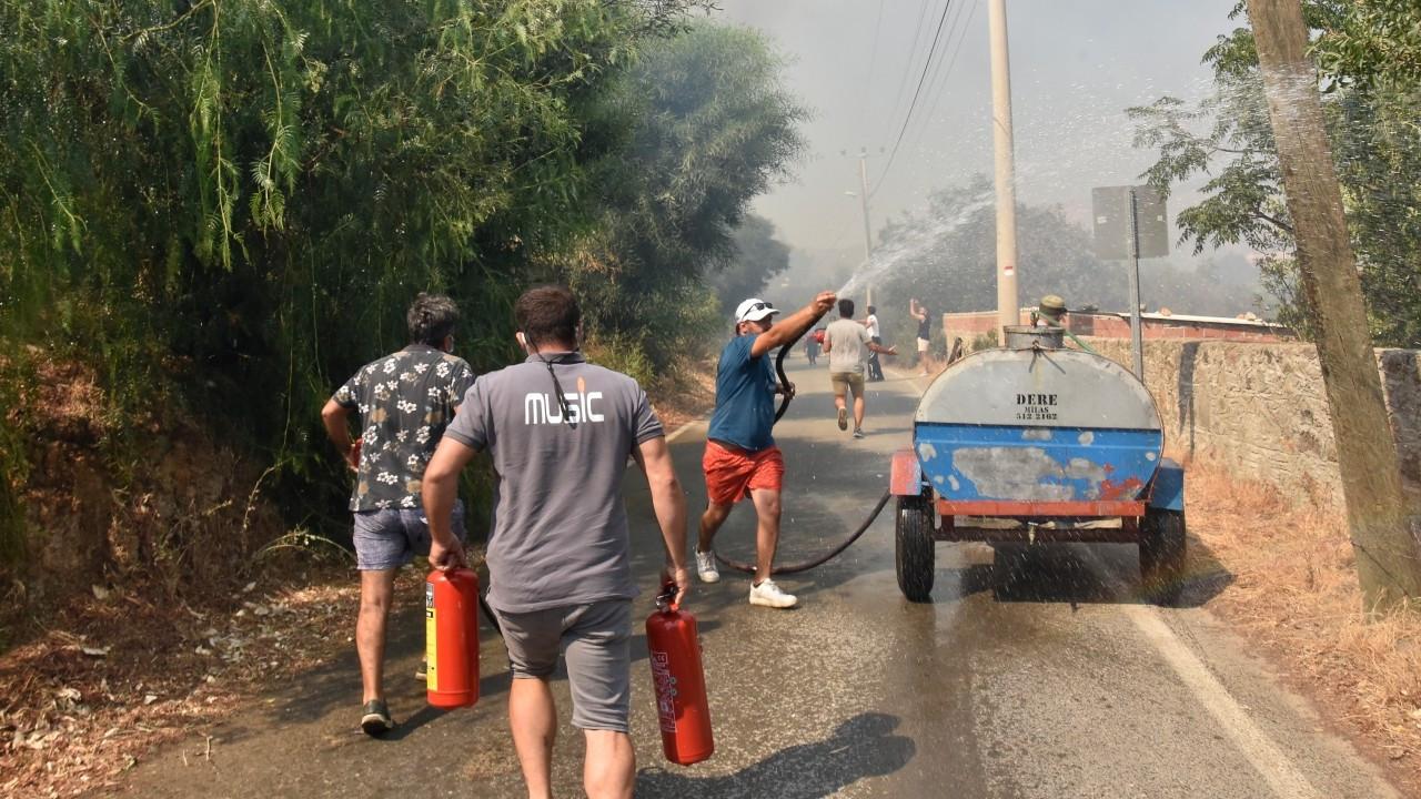 Turkey's media watchdog fines broadcaster for calling forest fires 'nightmarish'