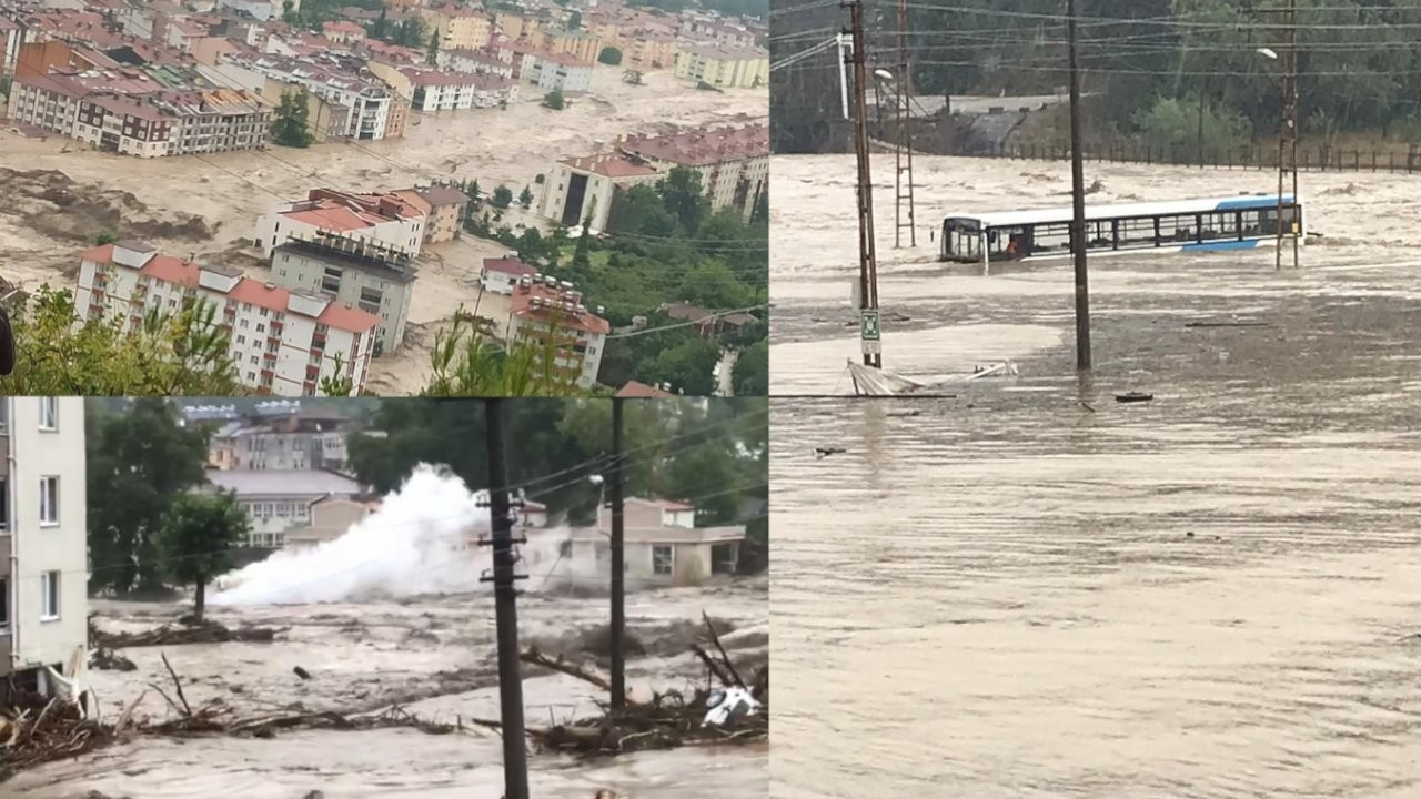 Death toll in devastating flash floods in northern Turkey rises to 17