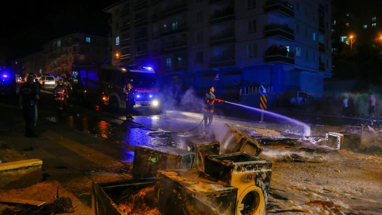 72 more people detained in connection with attack on Syrians in Ankara