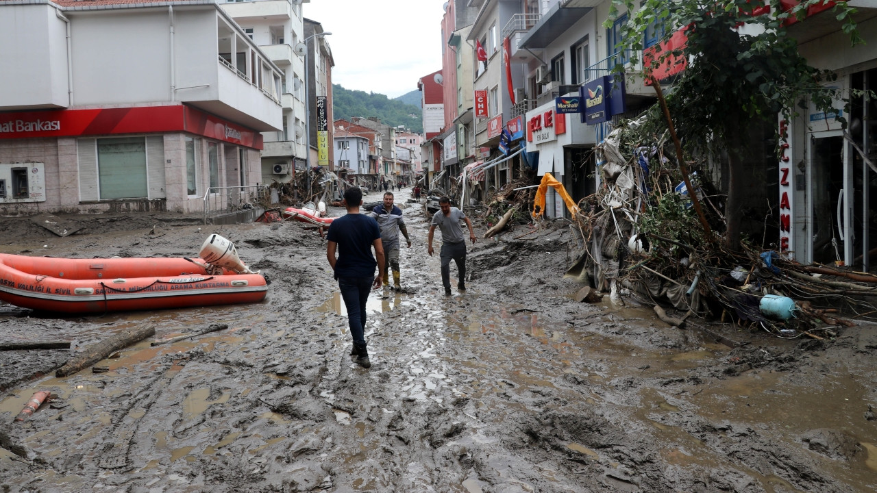 Turkey's 'most severe flood disaster' claims at least 27 lives