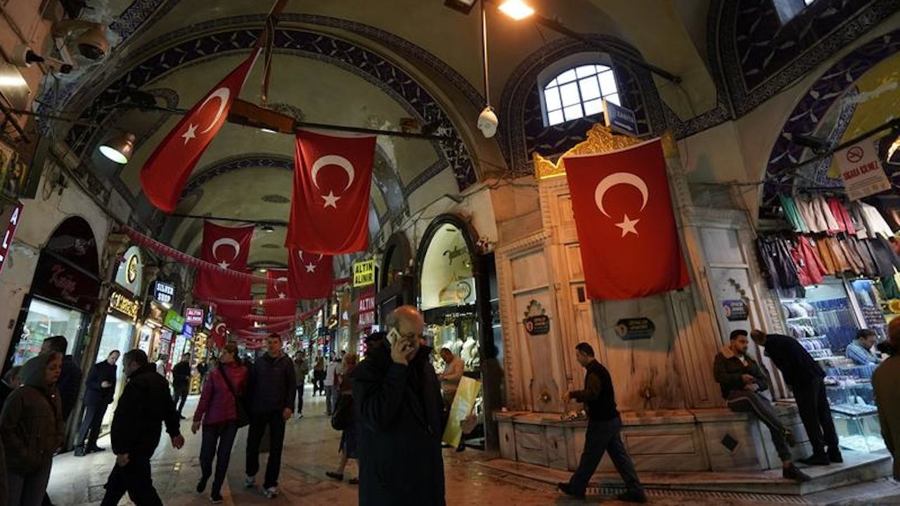 IMF lowers Turkey's growth forecast for 2021 and 2022