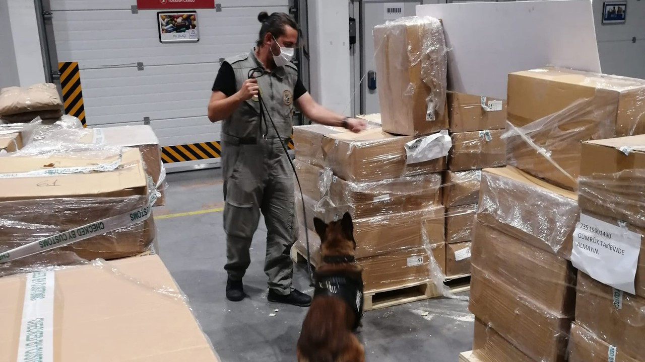 4.3 tons of drug components en route to Netherlands seized in Istanbul