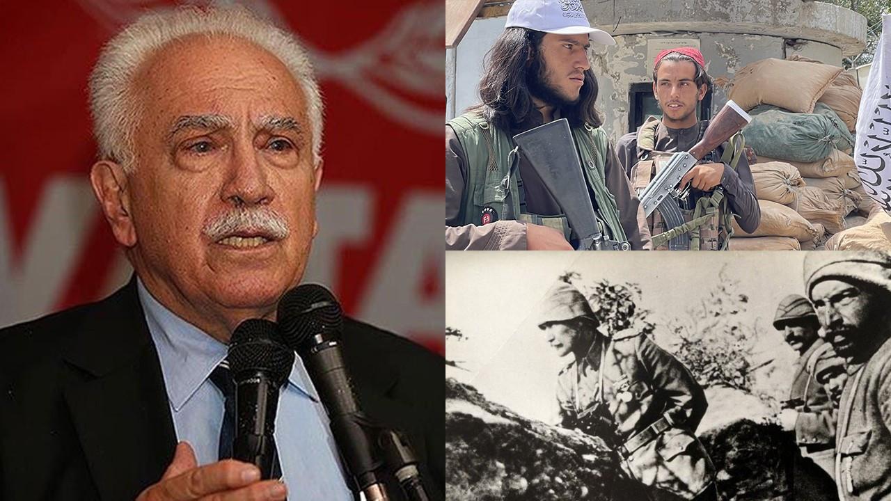 Taliban won Afghan War of Independence like Atatürk did in Turkey: Perinçek