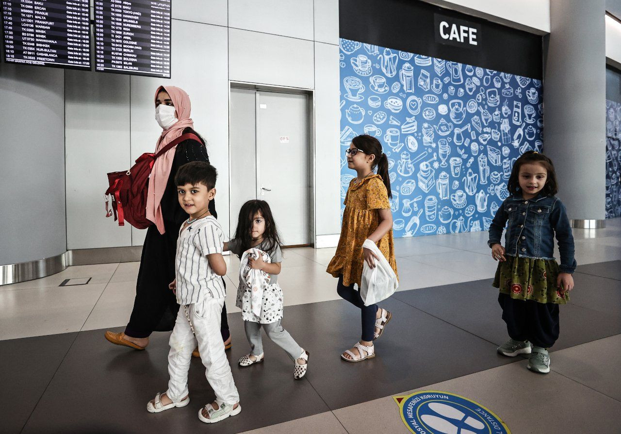 Turkish citizens evacuated from Afghanistan recall chaos - Page 2