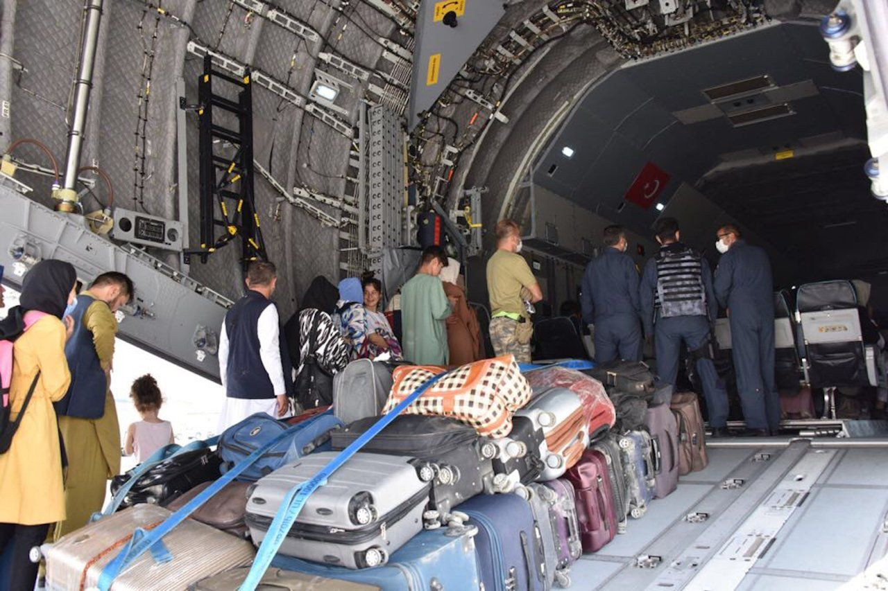 Turkish citizens evacuated from Afghanistan recall chaos - Page 3